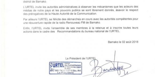 Lettre-communiqué-URTL