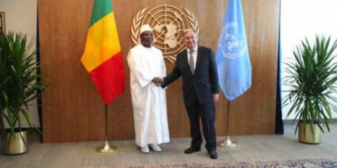"""IBK au sommet de la paix Nelson Mandela: """" Le Mali s'inspire de plusieurs expériences sud-africaines"""""""