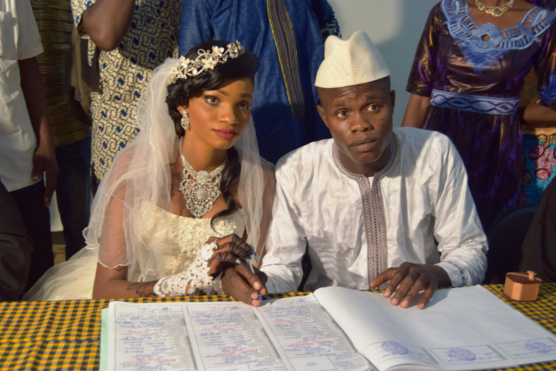 mariage-Couple-Sourd muet-Koulikoro