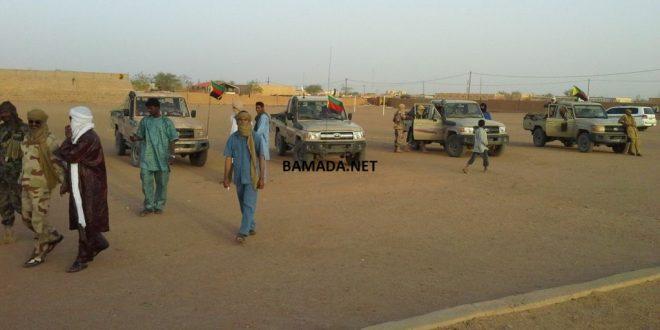 Kidal : Des militaires mauritaniens sont-ils aux côtés de la CMA ?