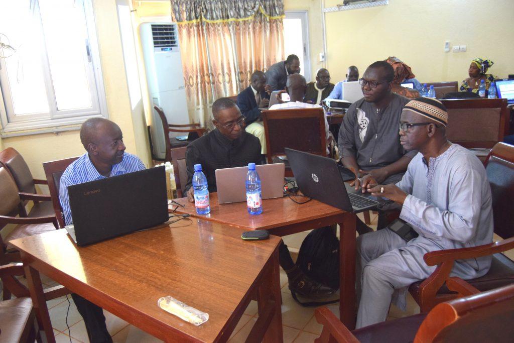 Equipe-responsables-atelier-environnemlent -Koulikoro