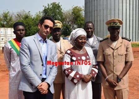 ministre-elevage-autorités-grand-moulin-mali-Koulikoro