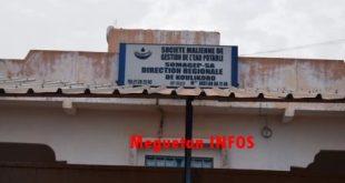 Direction-régionale-SOMAGEP- Koulikoro