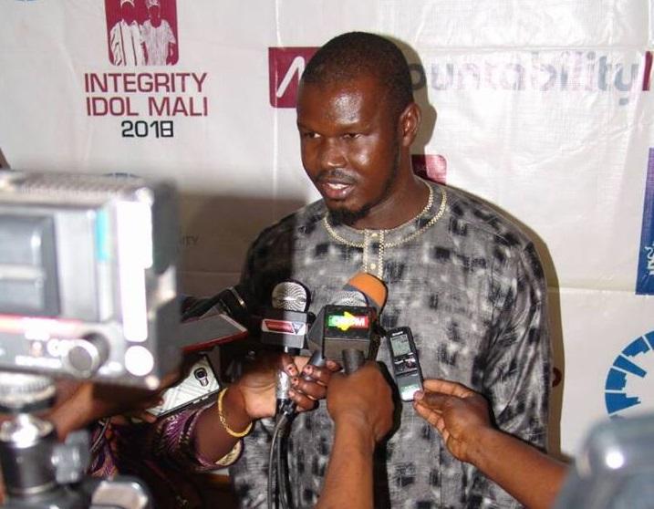 Moussa-Kondo-Accountability-Lab-Integrity-Idol-mali