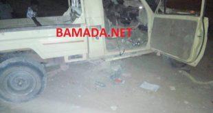 communaute-arabe-tombouctou-affrontement-violence-incendie-nord-mali-embuscade-voiture-vehicule-calcine-feu-kamikaze-768x576
