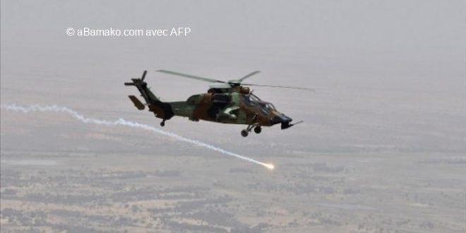 Le chef de la faction Al-Mansour Ag Alkassim visé dans un raid de Barkhane