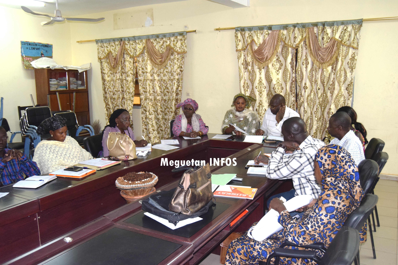 vue de la cérémonie d'ouverture de l'atelier de monitoring sur les VBG koulikoro