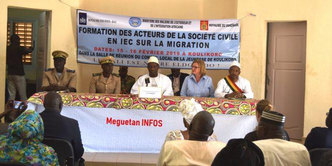présidium-IEC-Koulikoro