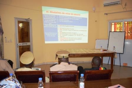 Projection-technique-PARIIS-Mali