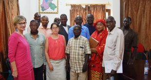 Photo-famille-mission-GIZ-conseil-régional-Koulikoro