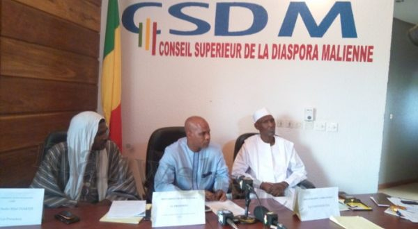 Mohamed-cherif-Haïdara-president-csdm