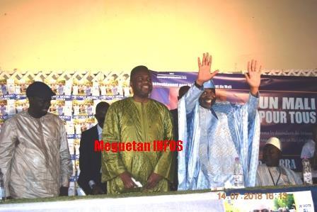Meeting-CMD-Moussa-mara-Koulikoro-campagne- électorale