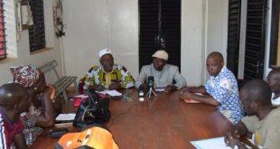Conrérence-presse-mairie-Koulikoro