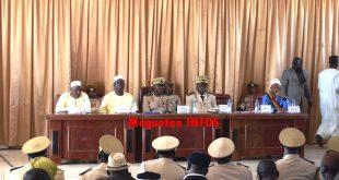 présidium-ouverture-concertation-régionale-découpage-territorial-Koulikoro