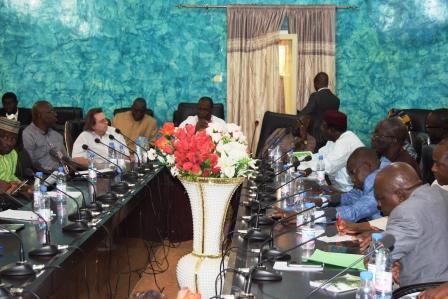 visite-échange-conseil-régional-Koulikoro