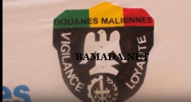 douane-malienne-soldat-economie-corruption-detournement-vol-biens-etat-bureau-produit-petrolier-logo