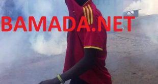 police-marche-repression-manifestation-bavure-gaz-lacrymogene-foule-depute-elu-assemblee-nationale-malienne-opposition