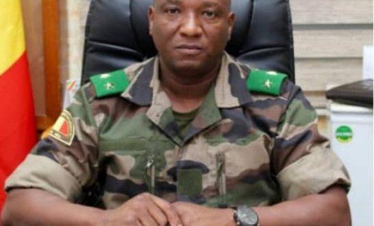 GENERAL BOUBACAR DIALLO : « Vraiment, le Général Moussa Diawara est au service de la nation »
