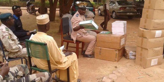 EN BRÈVE: Les matériels et documents électoraux de Koulikoro sont sur place