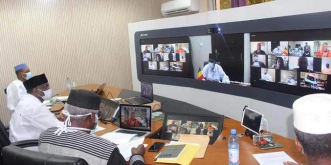 Koulouba, le 25 mai 2020:« Le Concept de Compromis Démocratique et l'Unification Politique du Continent ».