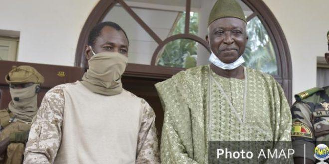 Transition au Mali: Le président prête serment aujourd'hui
