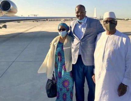Retour d'un séjour médical à Abou Dhabi : L'ex président IBK affiche la forme