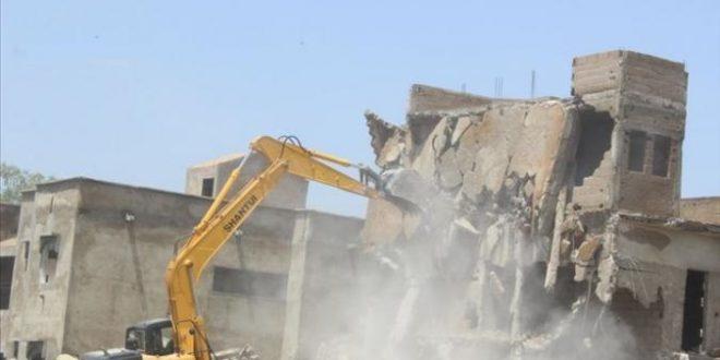 Sanctions à propos des démolitions dans la zone aéroportuaire : MOCTAR OUANE cherche t-il à ouvrir la boîte de pandore ?